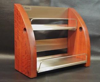 omnirack compact -redgum